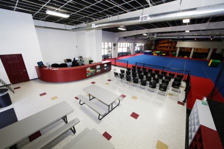 Gallery: Gym University Facility