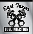 East Texas Fuel Injection Logo